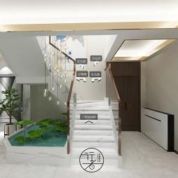 """新中式家装——""""一尺阶水""""_4001500"""