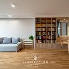 140平客厅图片