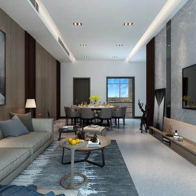 海南私宅空间——现代与新中式_4017565