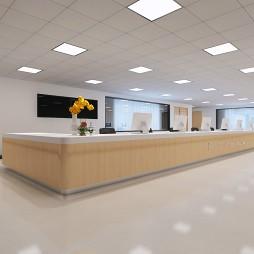 玉溪人民医院改扩建工程项目室内装修设计_4017815