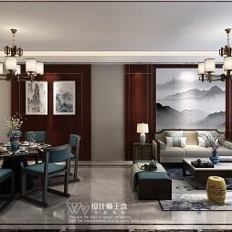 新中式风格设计-滨湖云谷项目设计_4020102
