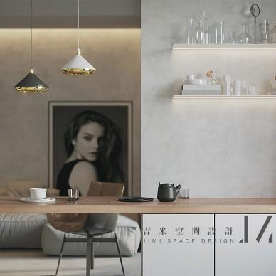 【吉米设计】现代|单身公寓_4023558