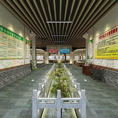 郑州一大街农贸市场_4024088