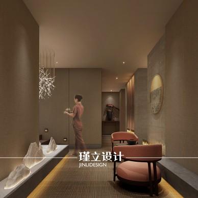 上海spa会所设计_4025356