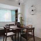 79平中式现代餐厅图片