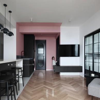 玄关,餐厨吧台二合一,小户型空间拓宽术_4062911
