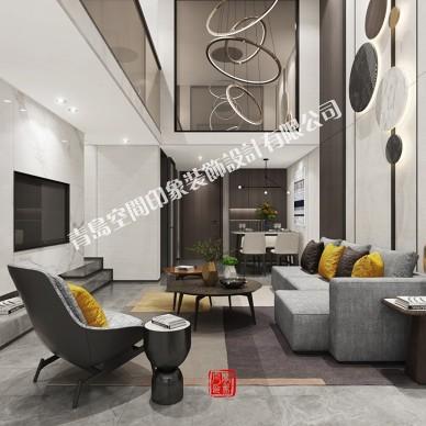 复式样板房设计-006_1585366126_4091384