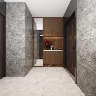 别墅大宅平层样板间品质新中式现设计装修_1587020111_4114036