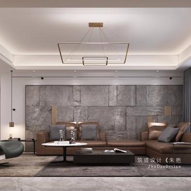 筑道设计丨如山间泉水般清新的家居生活