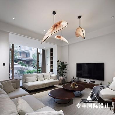 探索现代住宅的生活方式 350㎡私宅设计