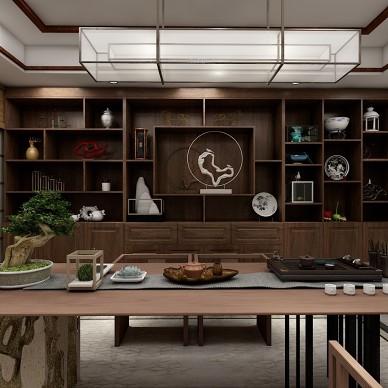 中式茶室背景柜_1588319909_4129658