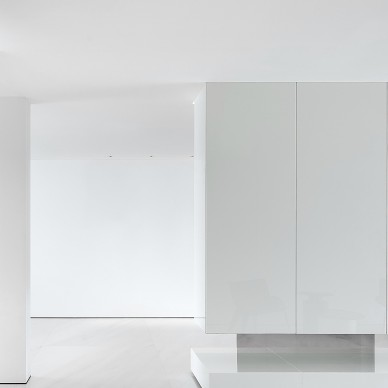 艾克建筑新作 导演300m2极简设计逻辑_1588907407_4135708