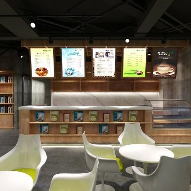 凯里市-悦里文化书店空间设计_1589866411_4146903