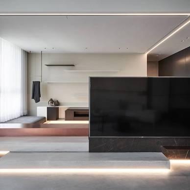 住宅 | 空间的堆叠、变化【顾念安新作】_1590131135_4151737