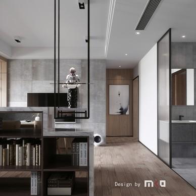 【悟空】 一面清水泥砖做出高级极简空间_1592548665_4178329
