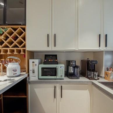 远程设计的开放式厨房  我要美一回_1592652727_4179520