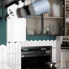 小空间开放式厨房