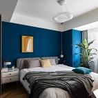 卧室背景装修效果图