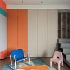长方形儿童房装修效果图