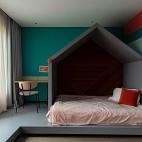 儿童卧房装修