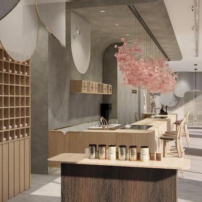 Tea House|禅意·新中式极简风