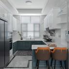 小l型厨房装修效果图