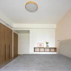 卧室现代简约吊灯图片
