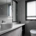 自制卫生间洗手台