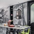 小餐厅墙面装饰