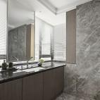 卫生间石材洗手台图片