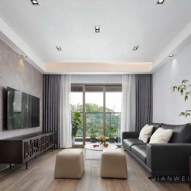 平衡现代与复古感,让家拥有和谐的空间美学