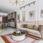 现代客厅壁灯图片大全