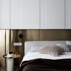 主卧室无床头柜设计