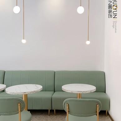 商业空间|弥雪的茶 ME TEA_1595644057