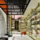 樊登书店读书区设计图片