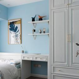 美式轻奢客房装修效果图