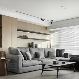 【尺子室内设计】Natural Home_1596190475_4220998