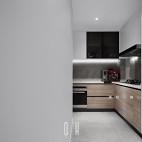 小型厨房橱柜效果图