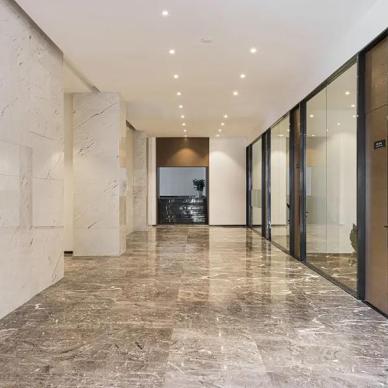 在现代科技中行走 | 贝尔集团办公楼设计_4230857