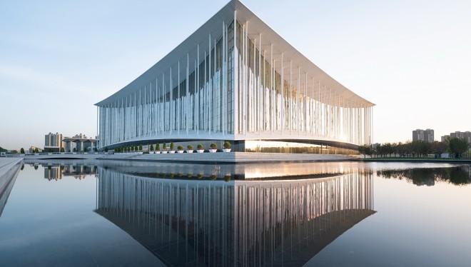 西安丝路国际会议中心(杨邦胜设计集团)