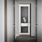 强迫症设计师的家:细节精致、储物超强_1598507376_4244312