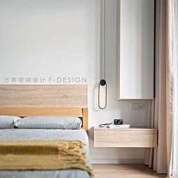 日式卧室吊灯效果图