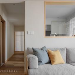 小客厅沙发摆放设计
