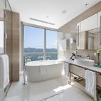 重庆来福士洲际酒店卫浴设计图