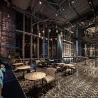 重庆来福士洲际酒店俱乐部设计