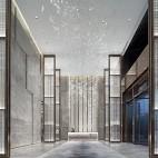 大东海新天地售楼部门头设计图