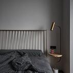 次卧床头灯图片