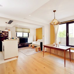 客厅卧室互换位置 打造满分的LDK之家_4253806