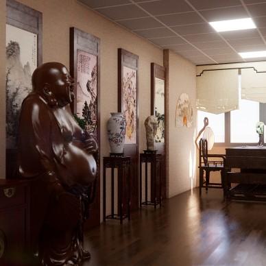 青本室内设计公司-万安装修装潢装饰公司_1599361583_4253985
