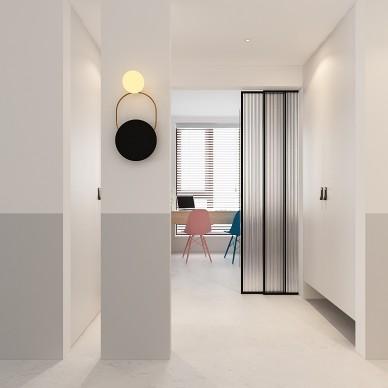 借景入室丨门厅变窄,视觉更加通透_1600913638_4271330